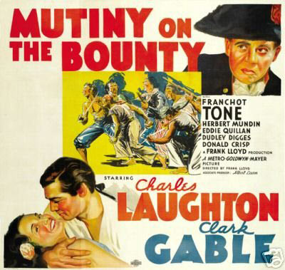 Mutiny on the Bounty Poster #2