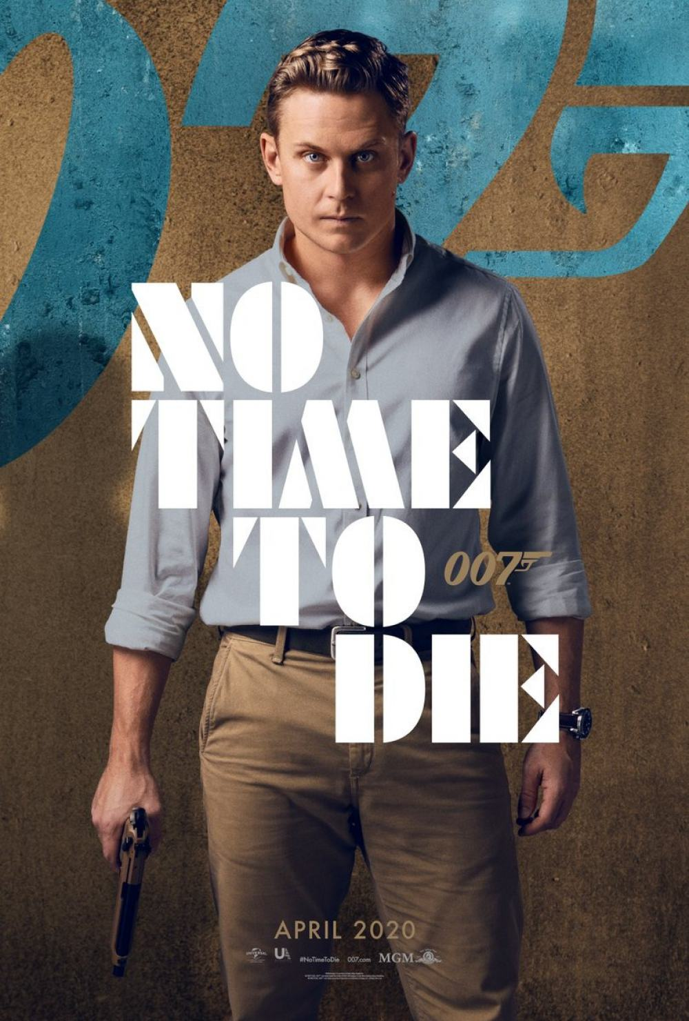 No Time to Die Poster #10