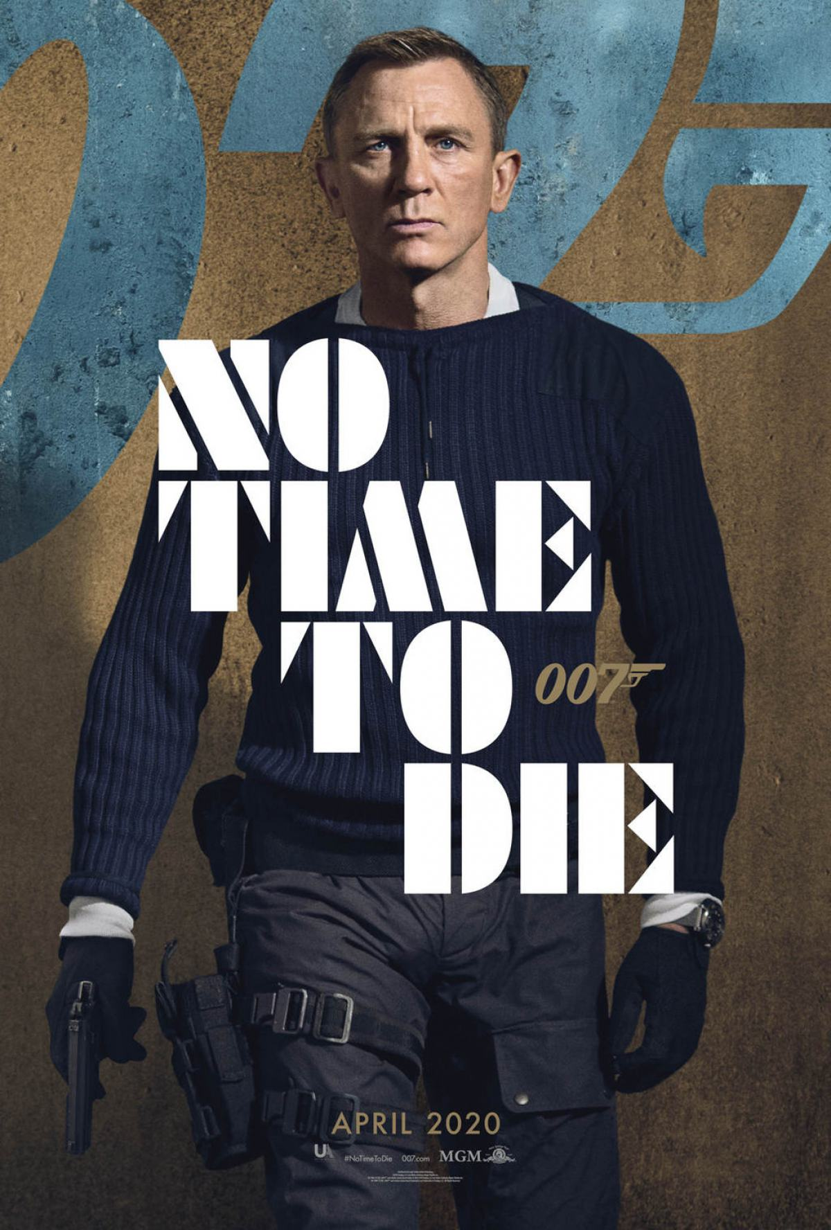 No Time to Die Poster #2