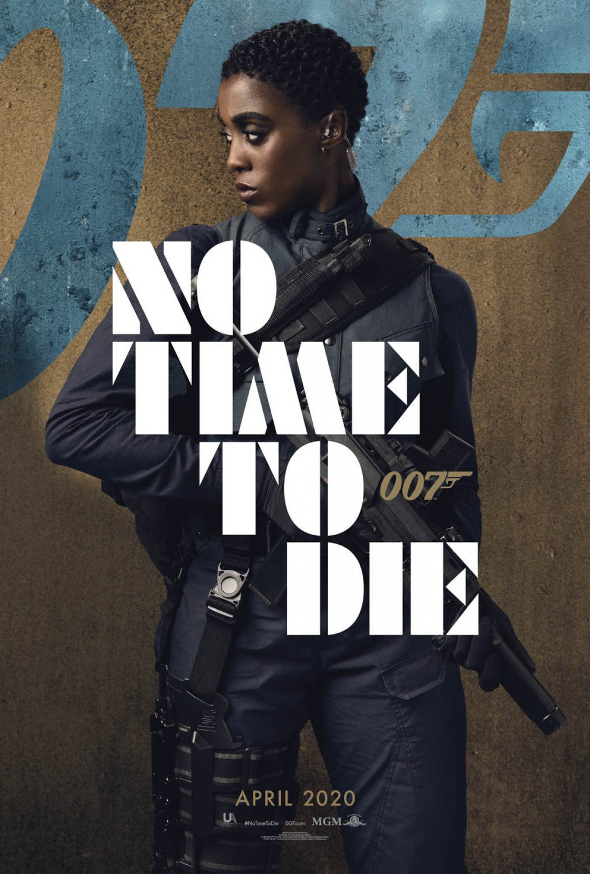 No Time to Die Poster #3