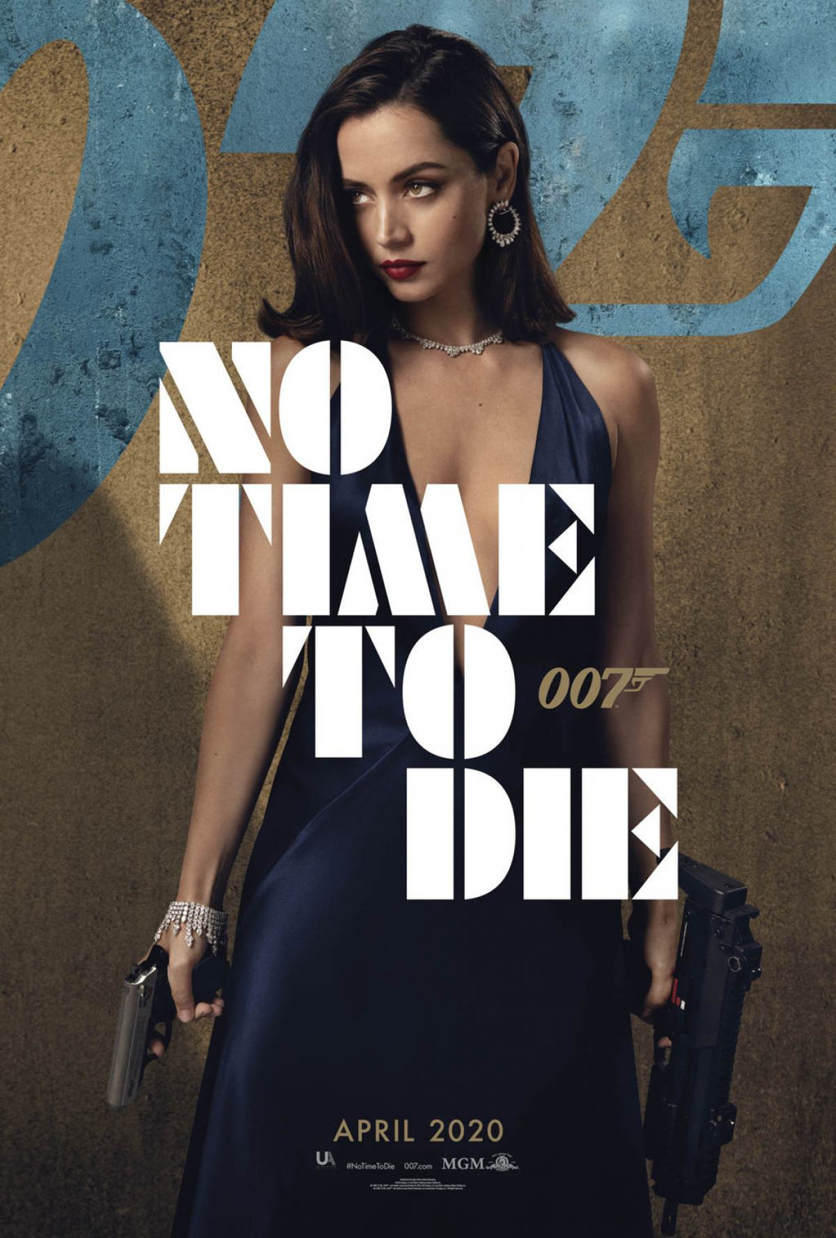 No Time to Die Poster #4