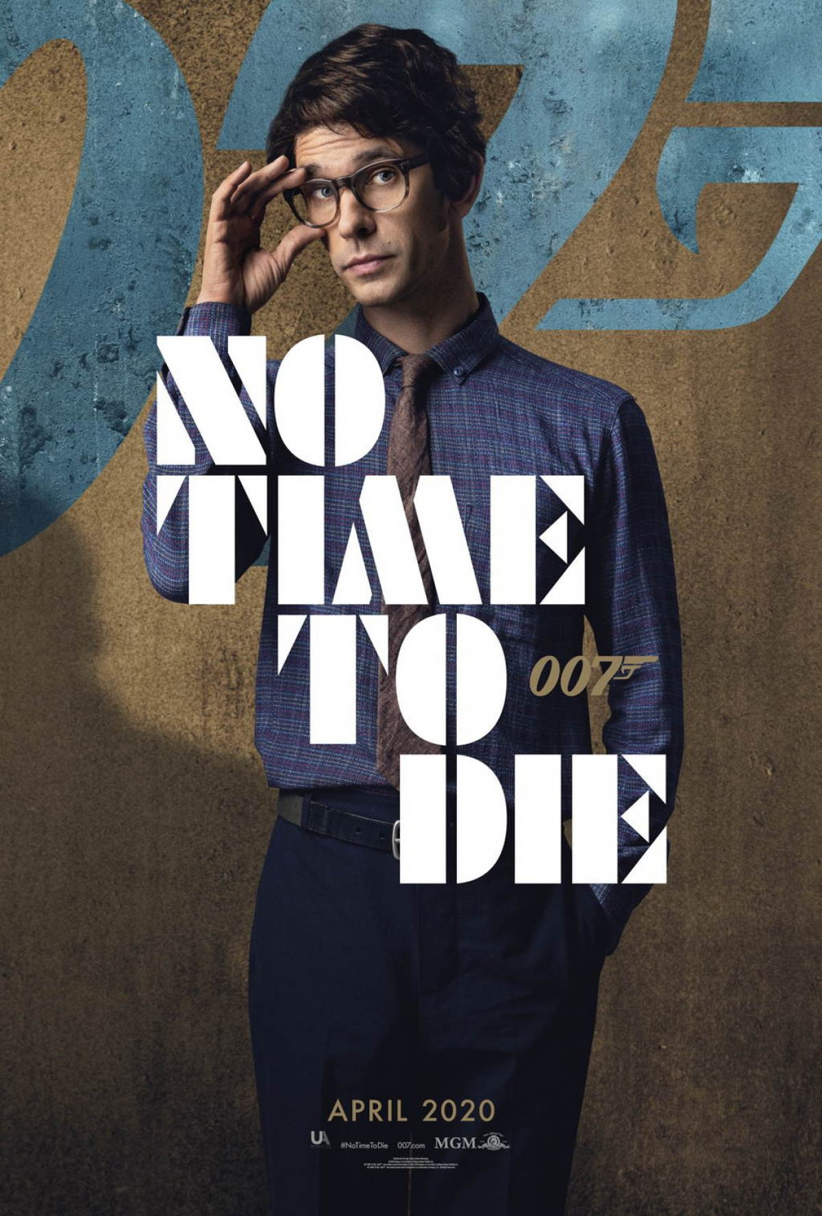 No Time to Die Poster #5