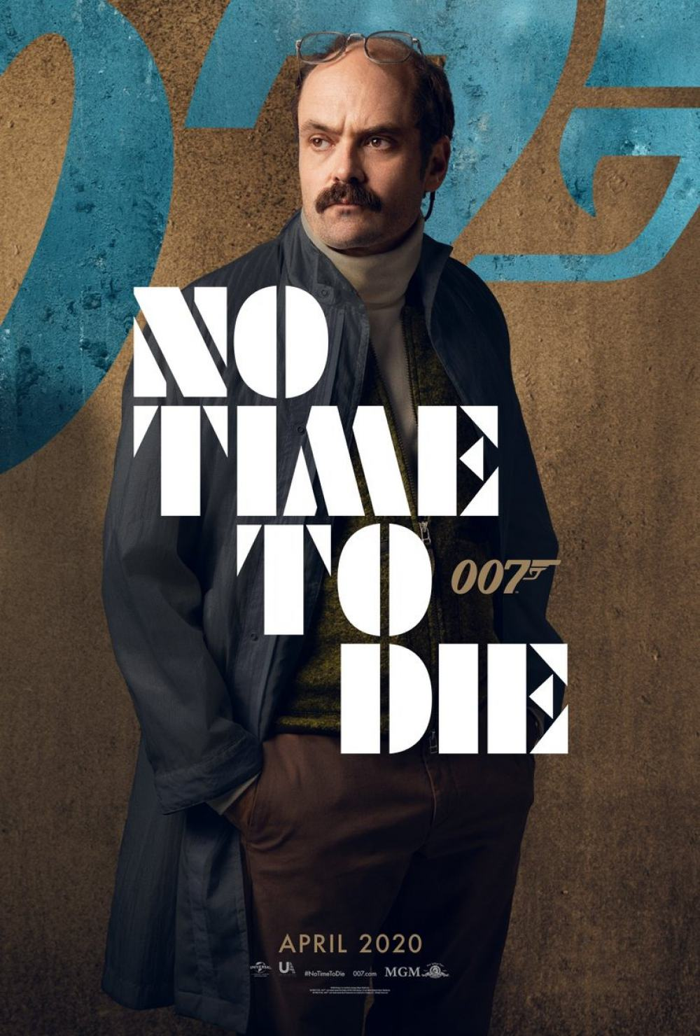 No Time to Die Poster #6