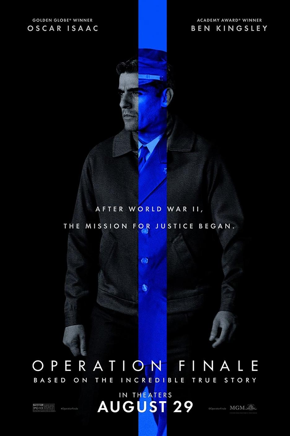 Operation Finale Poster #4