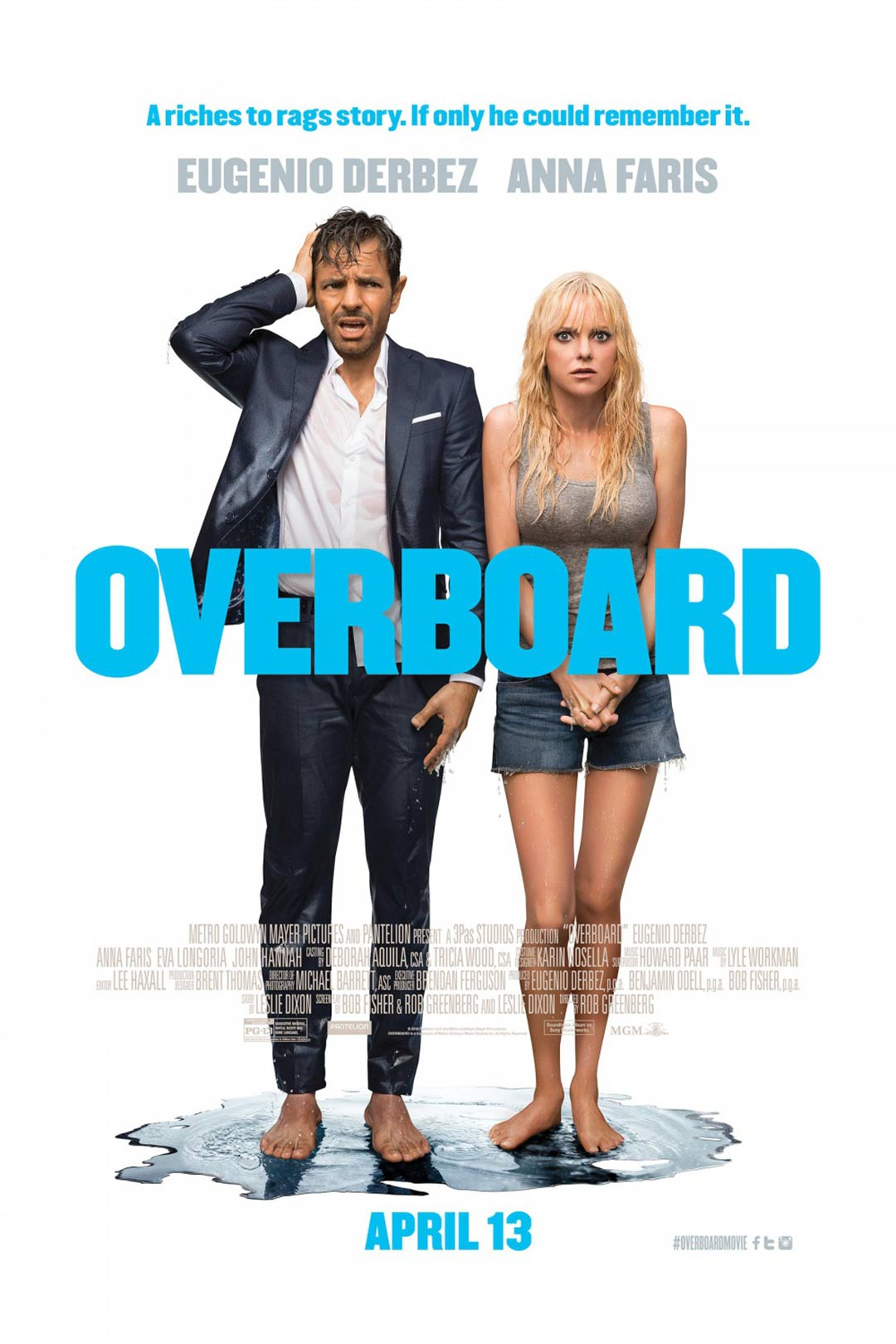 Overboard Poster #1