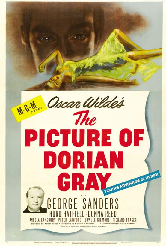 The Picture of Dorian Gray Poster #1