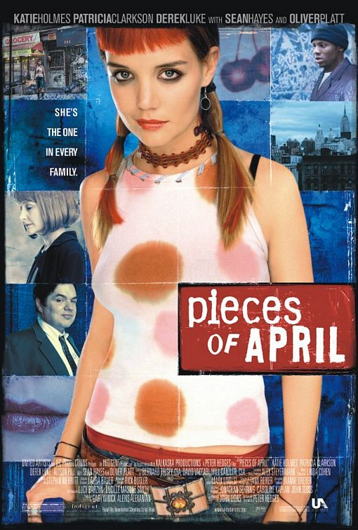 Pieces of April Poster #1