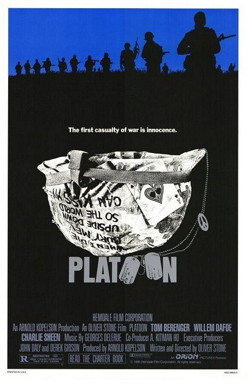 Platoon Poster #2