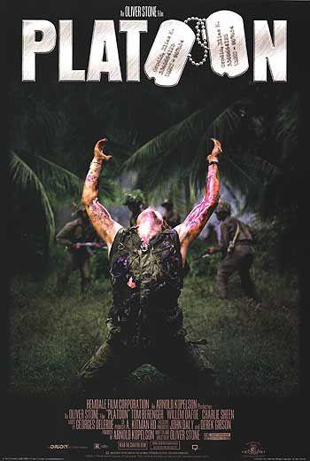 Platoon Poster #1