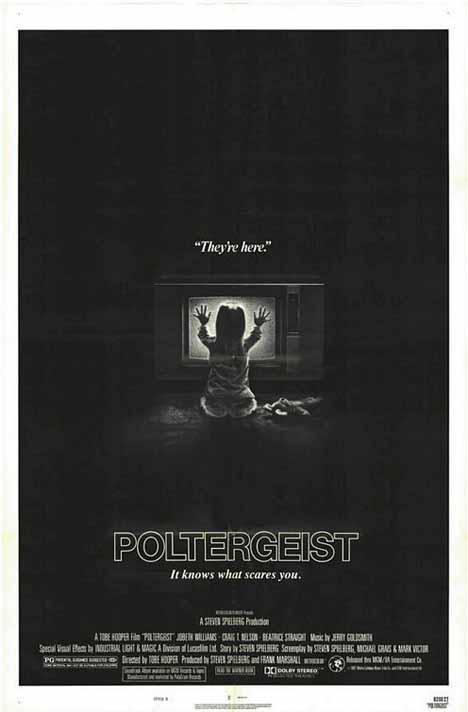 Poltergeist Poster #1