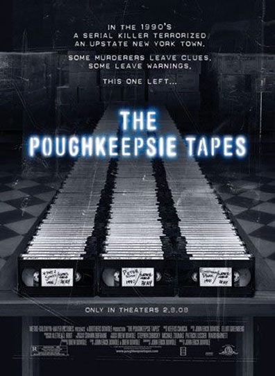 The Poughkeepsie Tapes Poster #1