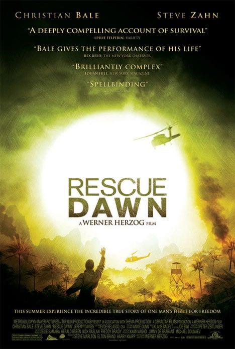 Rescue Dawn Poster #1