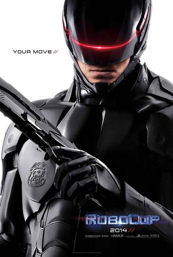 RoboCop Poster #1