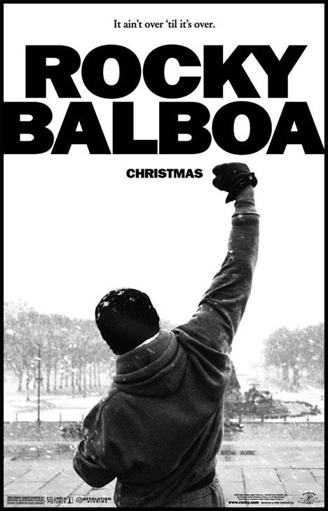 Rocky Balboa Poster #1