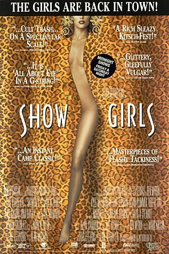 Showgirls Poster #1