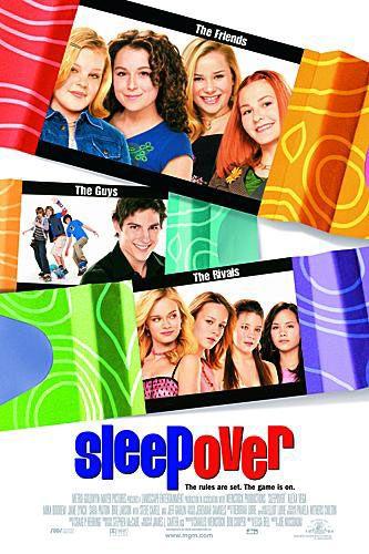 Sleepover Poster #1