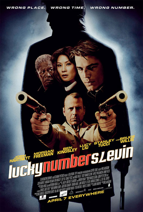 Lucky Number Slevin Poster #1
