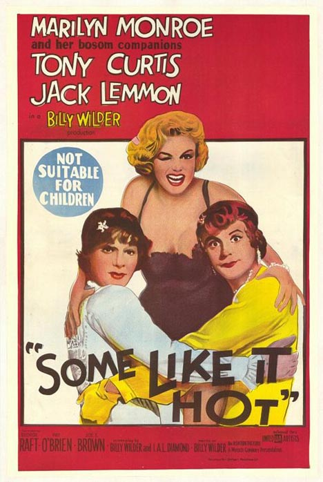 Some Like It Hot Poster #1