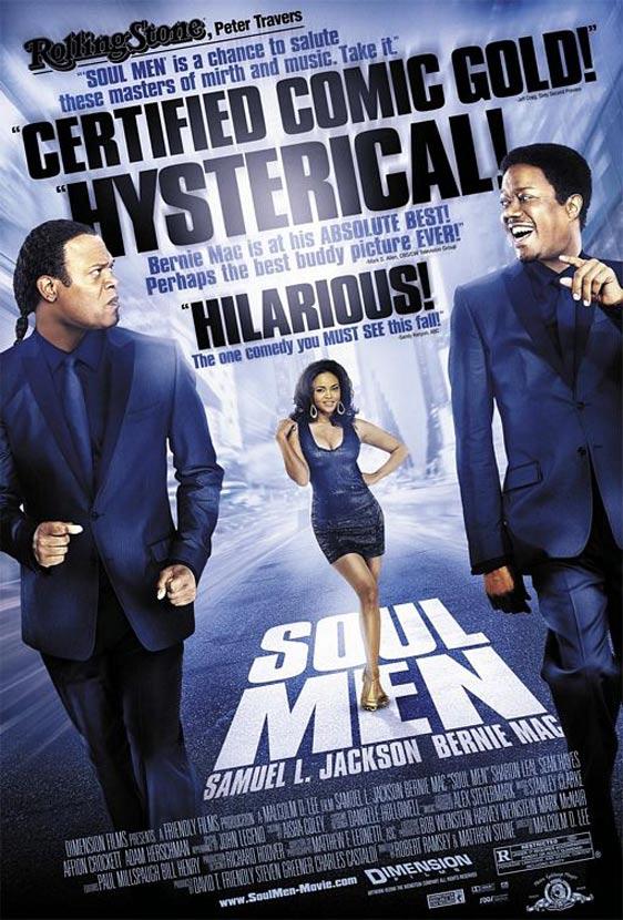 Soul Men Poster #2