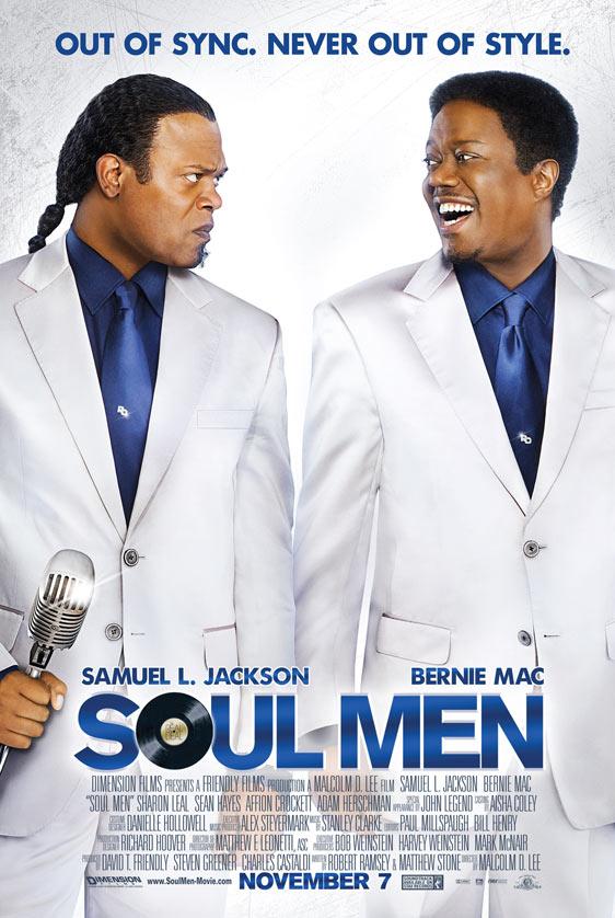 Soul Men Poster #1