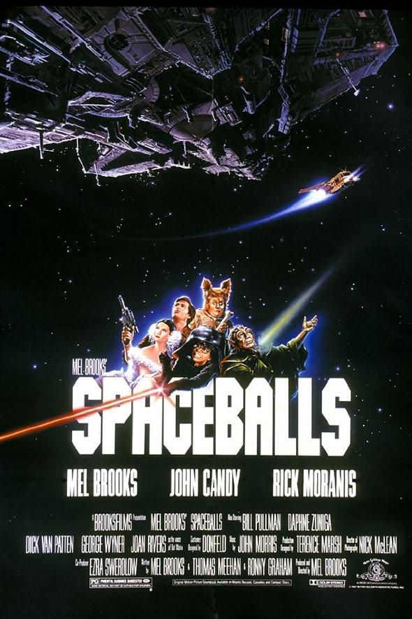 Spaceballs Poster #1