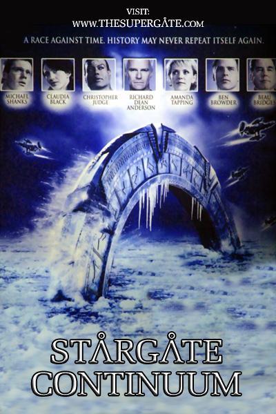 Stargate: Continuum Poster #1