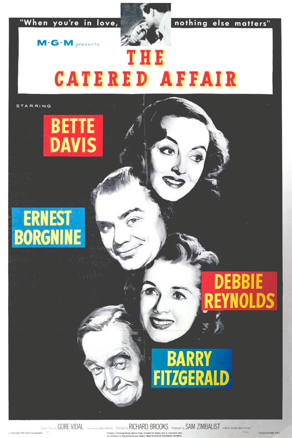 The Catered Affair Poster #1
