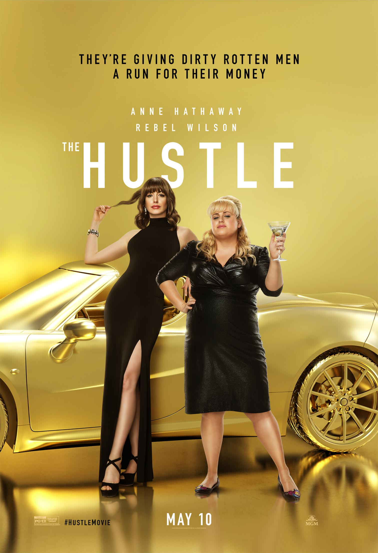 The Hustle Poster #1