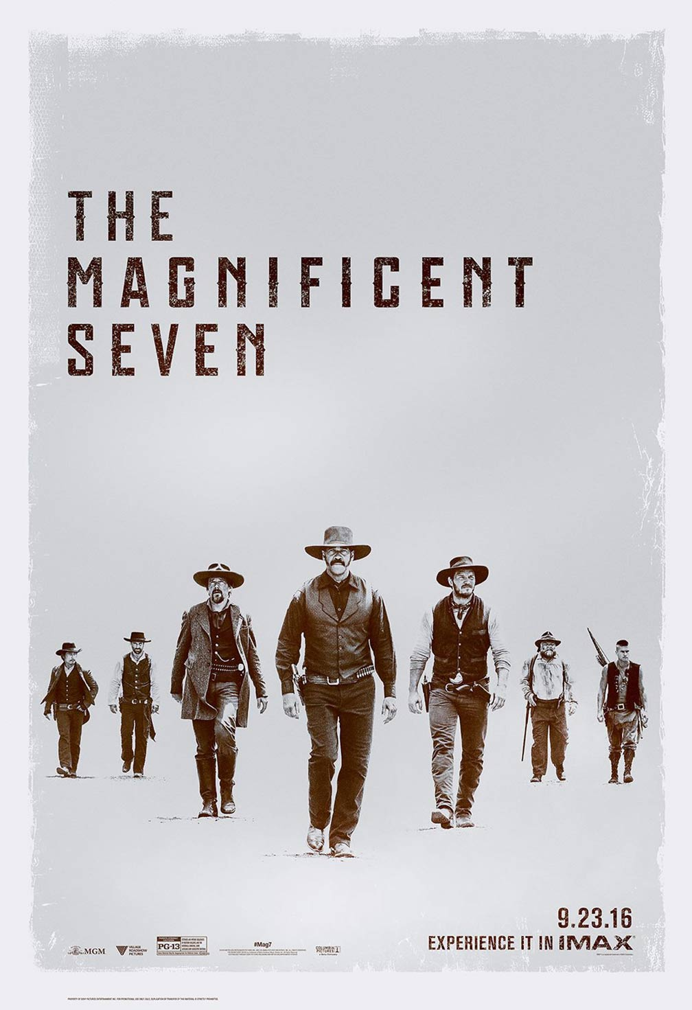 The Magnificent Seven Poster #11