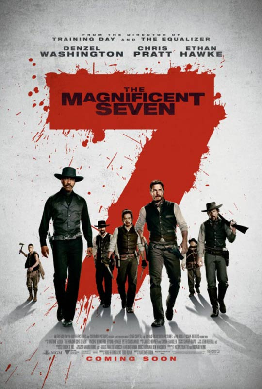 The Magnificent Seven Poster #3