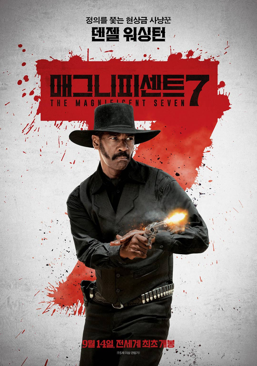 The Magnificent Seven Poster #7