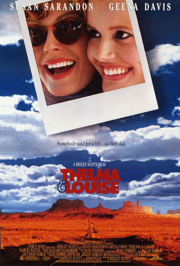 Thelma & Louise Poster #1