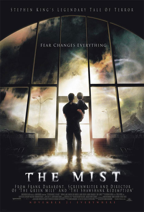 The Mist Poster #1
