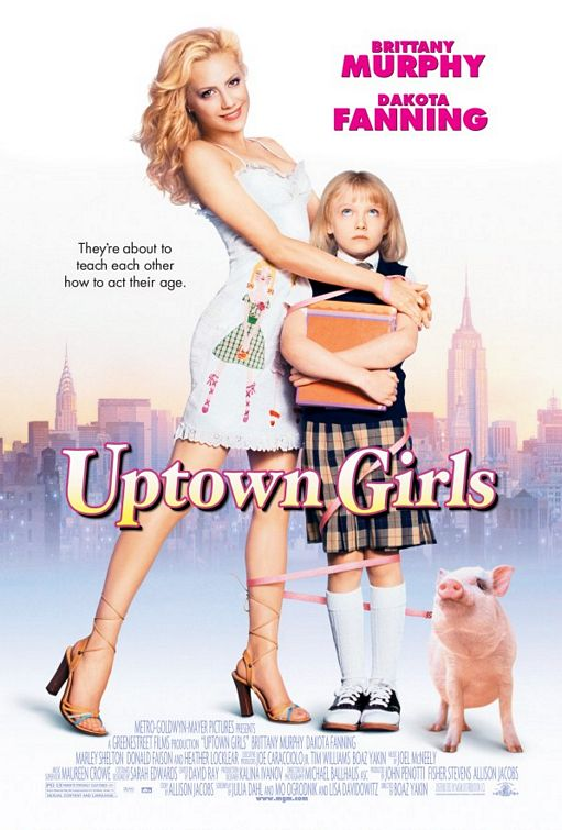 Uptown Girls Poster #1