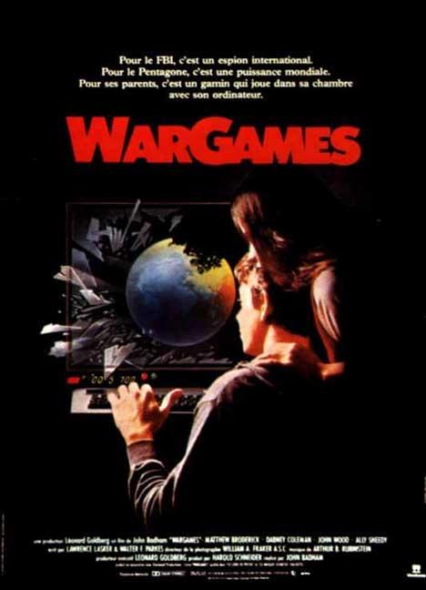 WarGames Poster #1