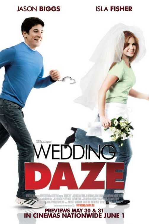 Wedding Daze Poster #1
