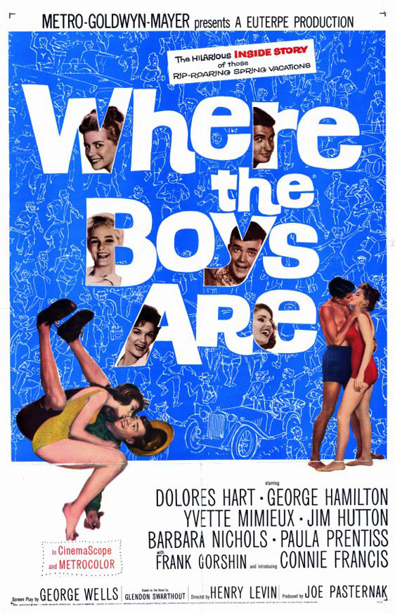 Where the Boys Are Poster #1