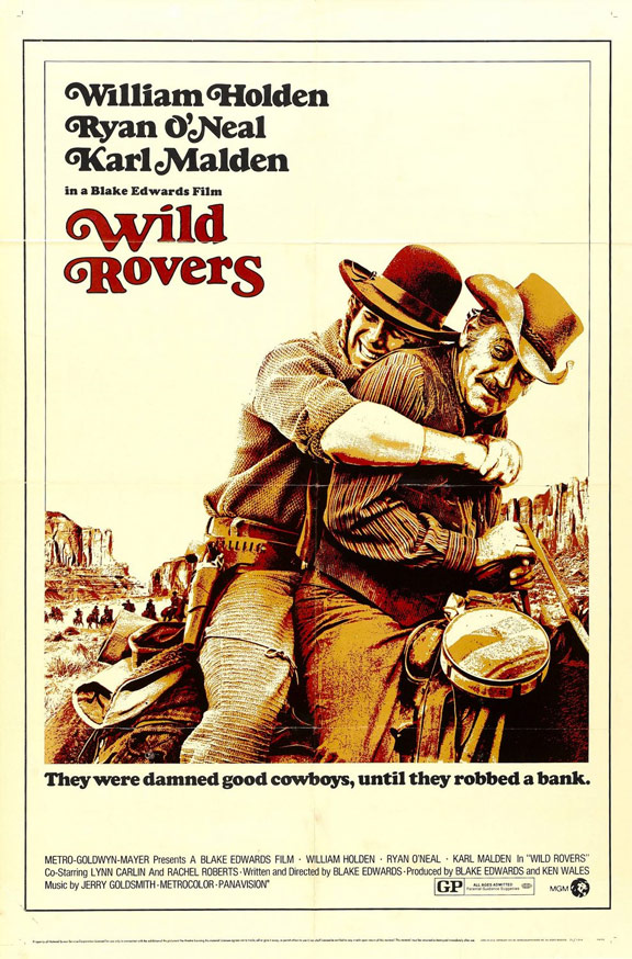 Wild Rovers Poster #1