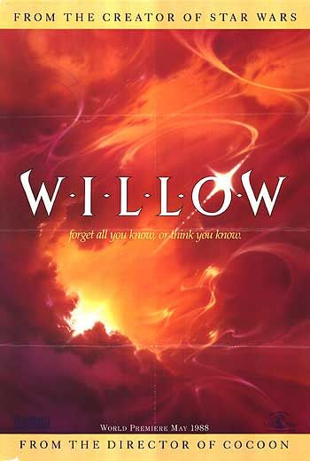 Willow Poster #1
