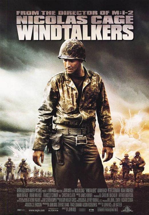 Windtalkers Poster #1