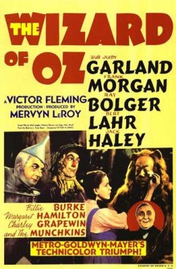 The Wizard Of Oz Poster #1