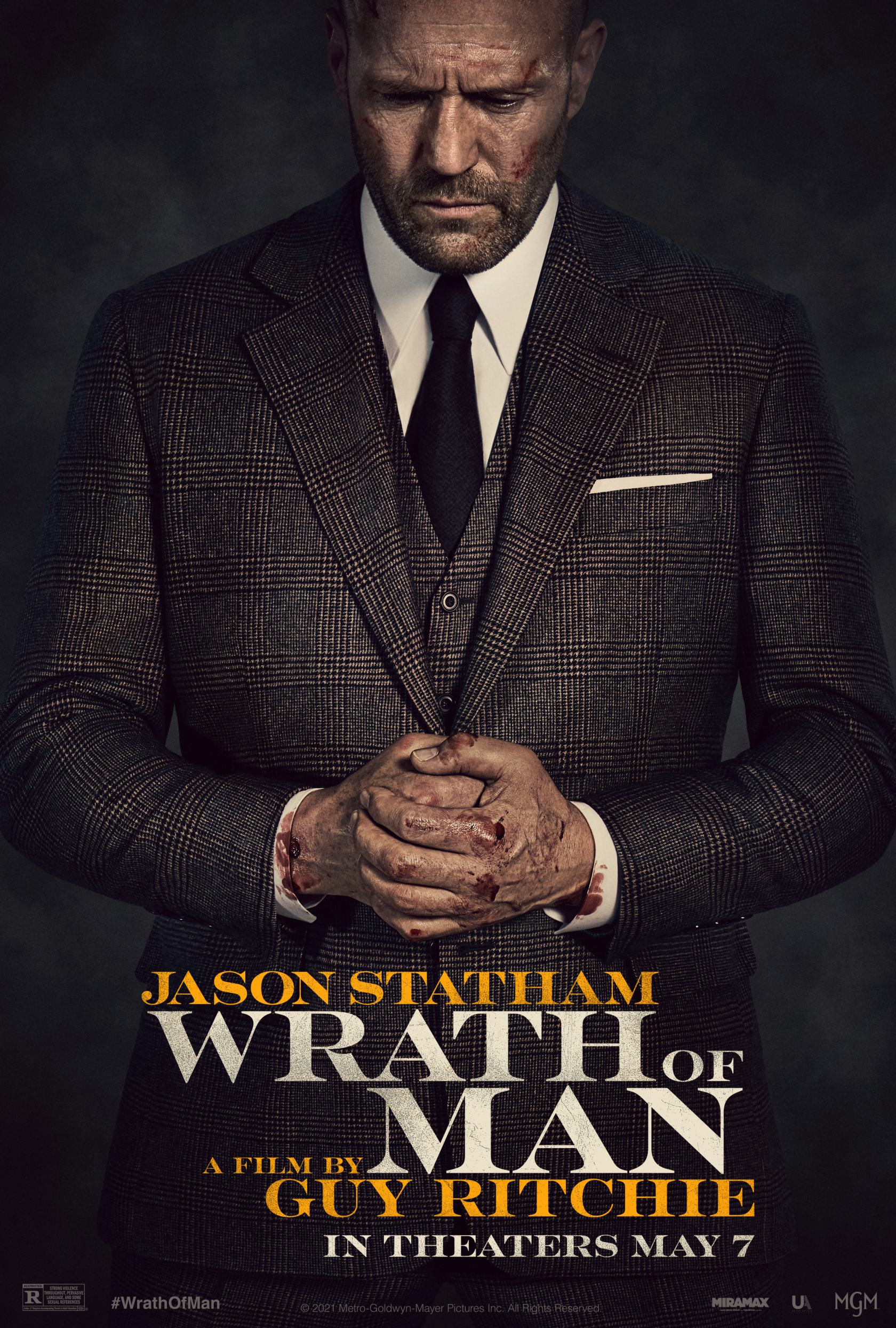 Wrath of Man Poster #1