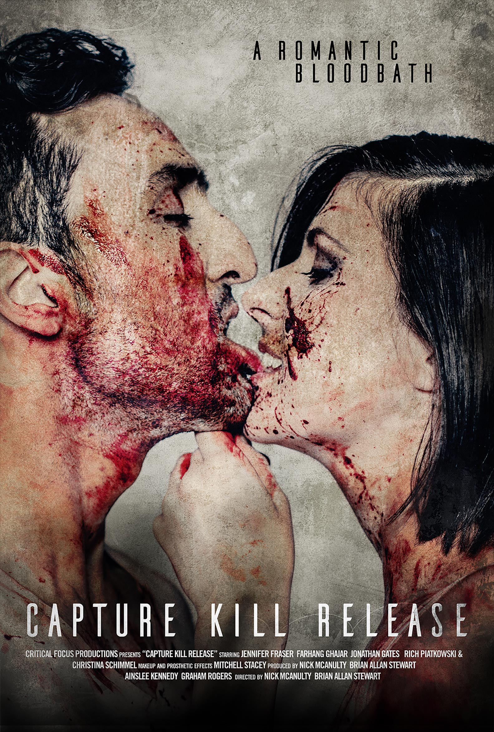 Capture Kill Release Poster #1