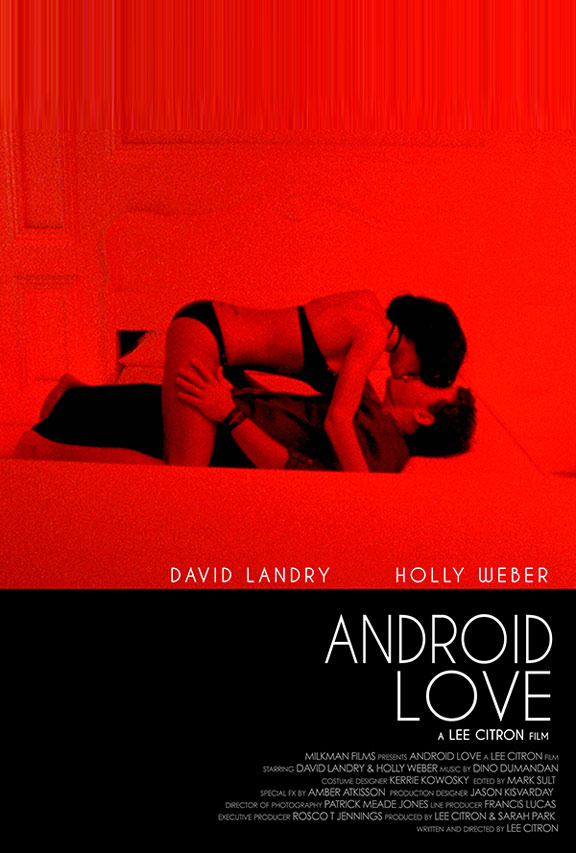 Android Love Poster #1