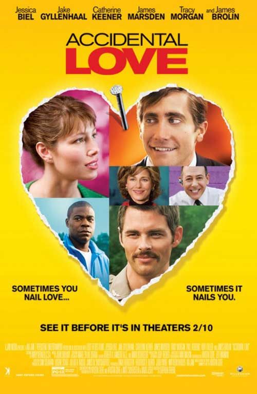 Accidental Love Poster #1