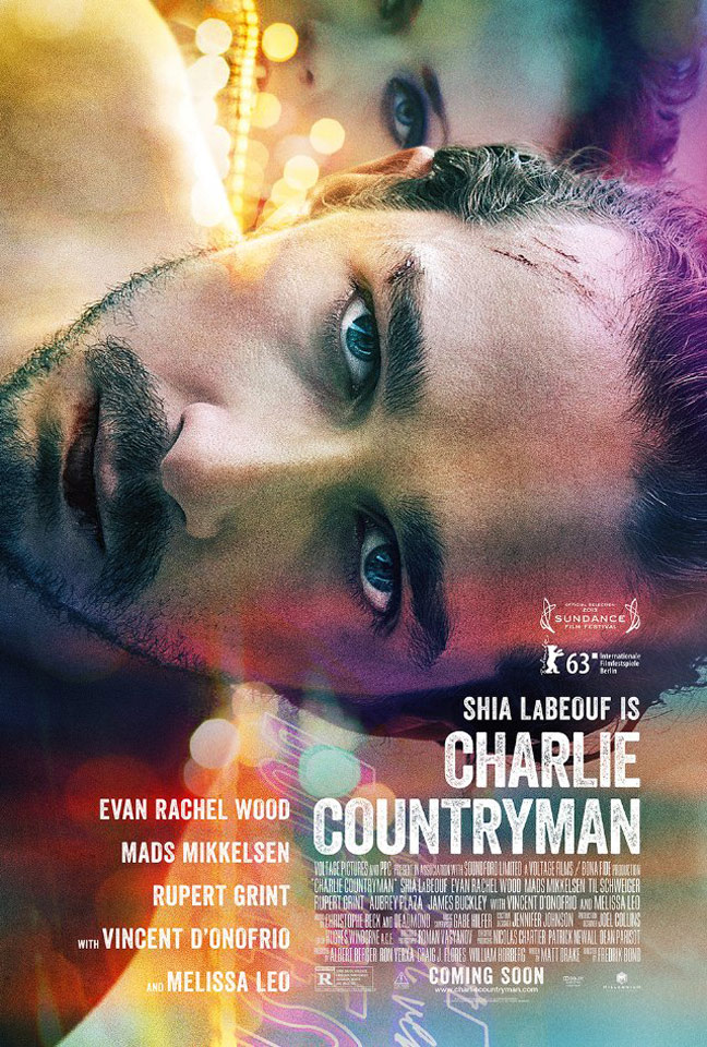Charlie Countryman Poster #1