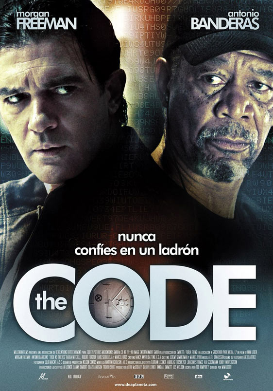 The Code Poster #1