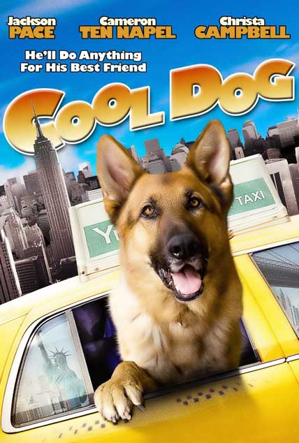 Cool Dog Poster #1