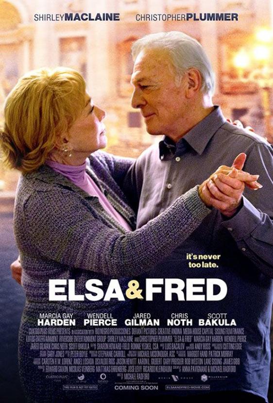 Elsa & Fred Poster #1