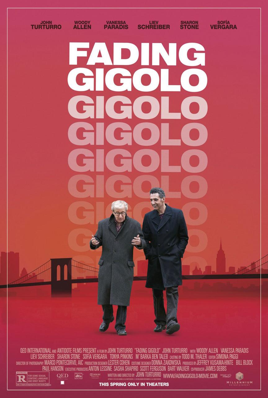 Fading Gigolo Poster #3